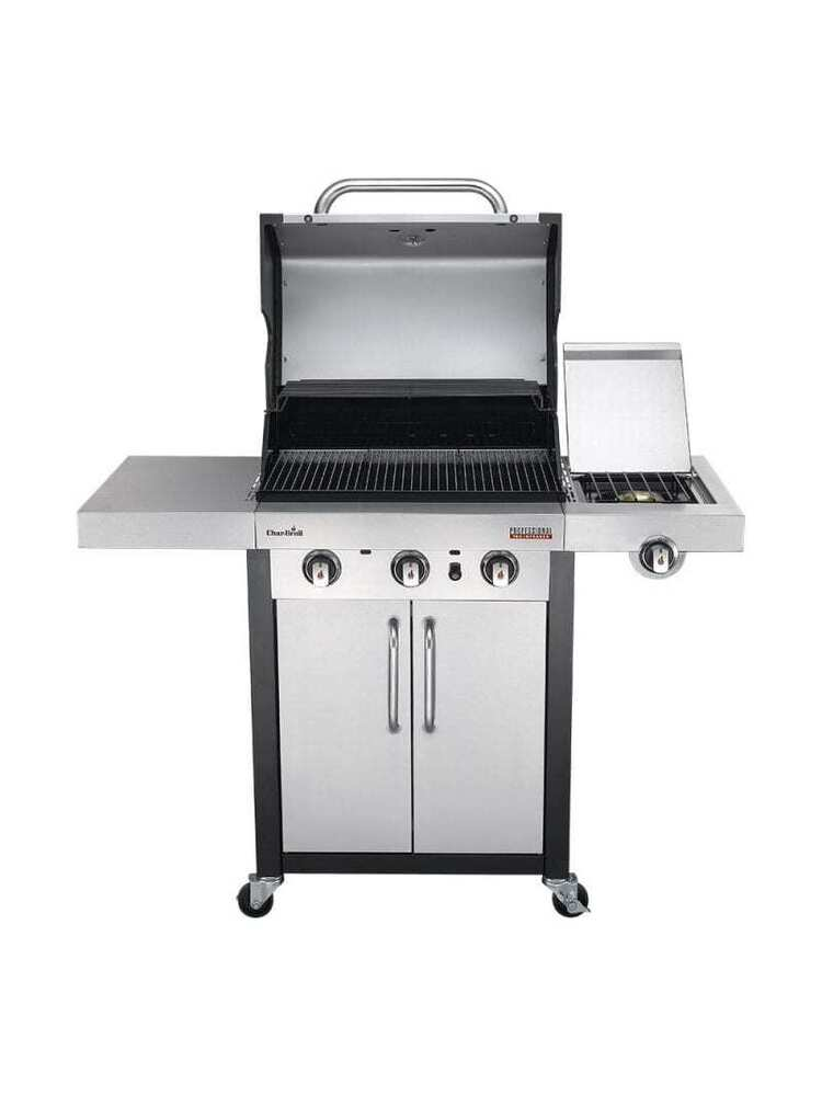 Dujinis grilis Char-Broil Professional 3400S