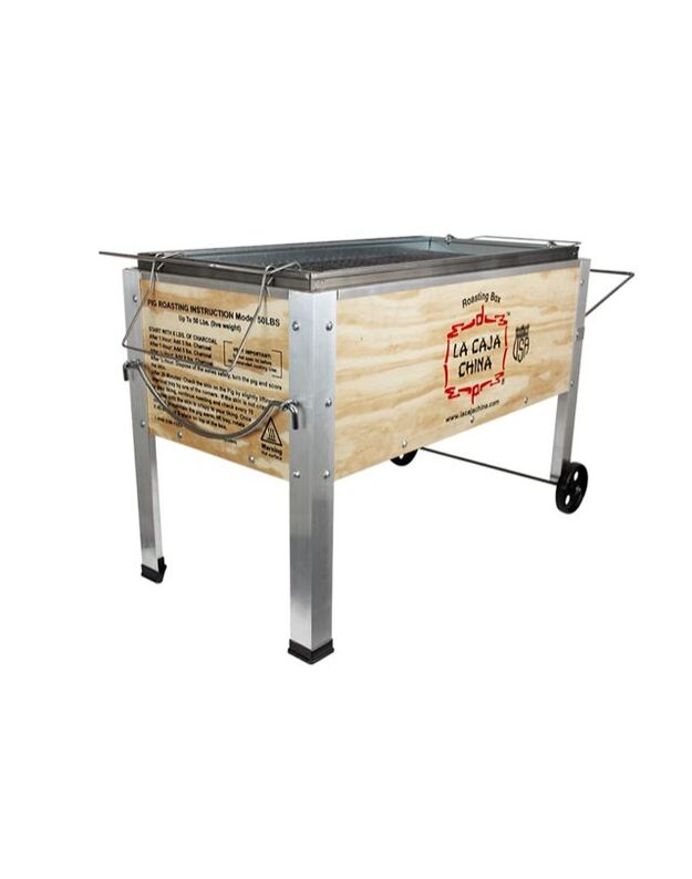 La Caja China kepsninė #Medium/BBQ